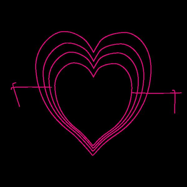 Hazel heart